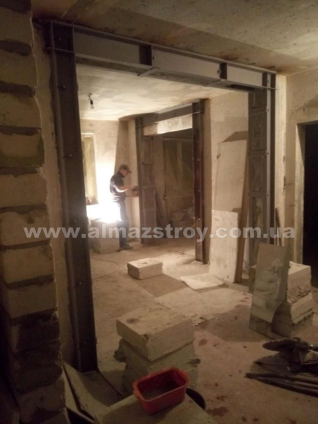 перепланировка квартиры Харьков